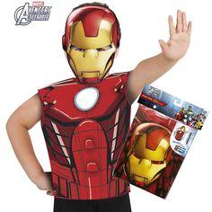 Disfraz Iron Man Partytime Set - Comprar Online {Miles de Fiestas}