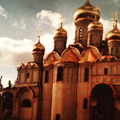 A castle in Russia