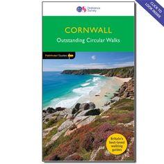 Cornwall Pathfinder walks guidebook