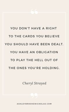 Cheryl Strayed Quotes That Will Change Your Life