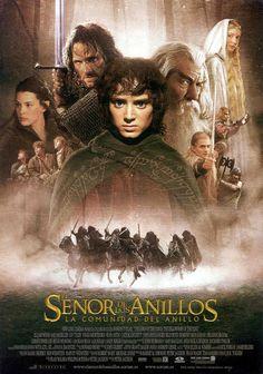 El señor de los anillos: la comunidad del anillo (2001) EEUU. Dir: Peter Jackson. Fantástico. Aventuras. Acción. Cine épico - DVD CINE 204 (I-II)