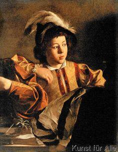 Michelangelo Merisi Caravaggio - Calling of St. Matthew