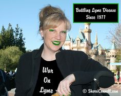 My Battle with Lyme Disease.
