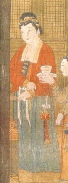 Ming lady