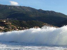 Plage golfe de Lava (Corse)