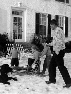 and their dad Robert Kennedy David Kennedy, Les Kennedy, Ethel Kennedy, Jackie Kennedy, Robert Jr, Hickory Hills, John Junior, Jfk Jr, Greatest Presidents