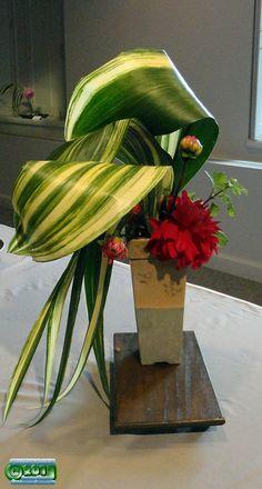 Ikebana - Autumn Songs 2011 Chants d'automne SC20110924 078 | by fotoproze