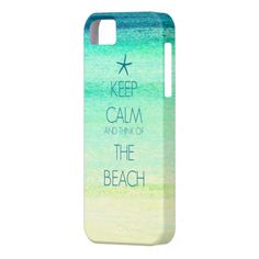 Keep Calm Beach i Phone Case. Just looking at the picture has a positive effect! http://www.beachblissdesigns.com/2015/06/keep-calm-beach-i-phone-case_26.html