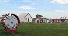 Sukanen Ship & Pioneer Village Museum