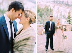 Elegant Utah Winter Wedding   Leo Patrone Photography