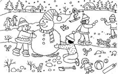 Snow Coloring Sheets snow day coloring page at getdrawings free for Snow Coloring Sheets. Here is Snow Coloring Sheets for you. Snow Coloring Sheets snow day coloring page at getdrawings free for. Merry Christmas Coloring Pages, Snowman Coloring Pages, Coloring Pages Winter, New Year Coloring Pages, Cute Coloring Pages, Free Printable Coloring Pages, Coloring Sheets, Free Coloring, Winter Fun