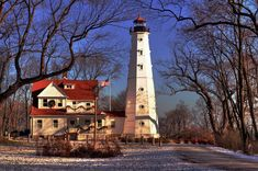 North Point Lighthouse - Milwaukee, WI