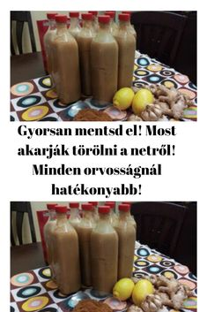 Most akarják törölni a netről! Home Remedies, Healthy Life, Food And Drink, Anti Aging, Therapy, Desserts, Drinks, Salud, Life