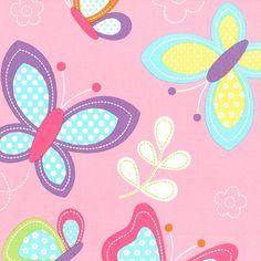 Butterfly Kisses - Michael Miller Fabrics