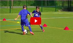 Youth Football 1v1 Drill. The best videos and articles on the web for football coaches.