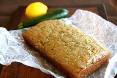 Glazed Lemon Zucchini Loaf   Good for Easter
