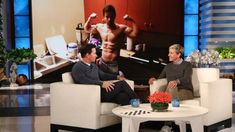 Mark Wahlberg Reveals That His Daughters Are 'Annoyed' With The Many Shirtless Pics He Posts! Ellen Degeneres Show, The Ellen Show, Mark Wahlberg, Trending Videos, Annoyed, News Games, Celebrity News, Hollywood, Celebrities