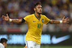 osCurve Brasil : Para quem duvidava do potencial de Neymar quando e...
