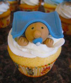 #BabyShower #Cupcakes