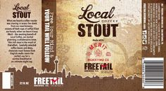 freetail local coffee stout TABC Label and Brewery Approvals February 12 2016 #craftbeer