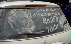 Unbelievable and Creative Dirty Car Drawing Art by Scott Wade