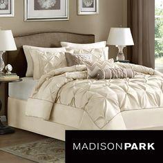 Madison Park Lafayette 7-piece Comforter Set | Overstock.com