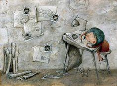 Marilina Ricciardi illustratrice: DISOGNAMO 2011 - Edizioni Coccole e Caccole