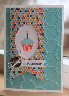 by Anna K., Little Bay Stampin'