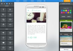 Weebly's website and mobile creator