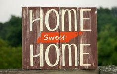 Home Sweet Home Tennessee Pallet Inspired Wall WoodenBlock Plaque Art by WoodenBlock for $28.00