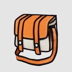 bolso estilo dibujos animados 2