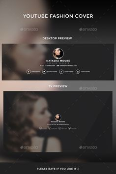 venture youtube channel art cover template psd download here http