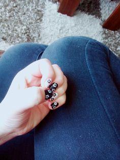 Nail Designs, Nails, Jewelry, Nail Desighns, Finger Nails, Jewlery, Ongles, Jewels, Nail Design