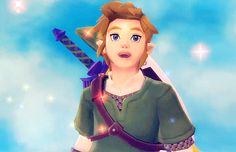 things i love about zelda Skyward Sword Link, Zelda Skyward, Link Zelda, Ben Drowned, Legend Of Zelda Breath, Twilight Princess, Video Game Characters, Breath Of The Wild, Anime Guys