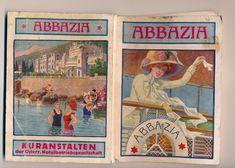 Reiseführer Abbazia Plan Map 1910 - 11 Tourismus Werbung k.u.k. Monarchie Abbas Planer, Baseball Cards, History, Ebay, Tourism, Advertising, Travel, History Books, Historia