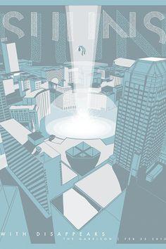 「驚くほど美しいコンサートポスター 40選」を米サイトのBuzzfeedが発表 - amass