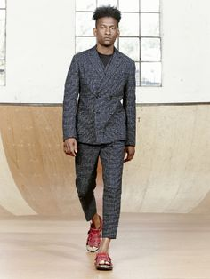 Casely-Hayford SS14 LOOK 1