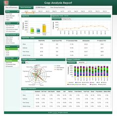 Qlikview User Interface Design and Data Visualization
