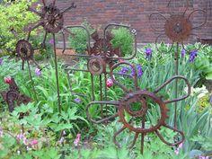Next Door Laura: Carol's Garden