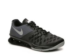 los angeles 26954 2df07 Men s Nike Reax Lightspeed II Training Shoe - - Black Grey Calzado Nike,  Tenis