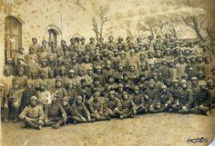 Birinci Dünya Savaşı dönemi Türk subayları
