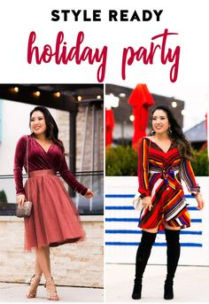 2ad90f66106fe cute & little | dallas petite fashion blog | holiday party dress outfit  Holiday Party Dresses