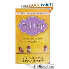 The Help: recommended by several people.  Stories of the black maids working for white women in the state of Mississippi of the 60s.