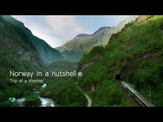 Norway in a nutshell - Trip of a lifetime! - YouTube. The hear the sound visit the website.