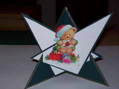 Die Bastel-Elfe, alles rund ums Basteln - Sternenkarte