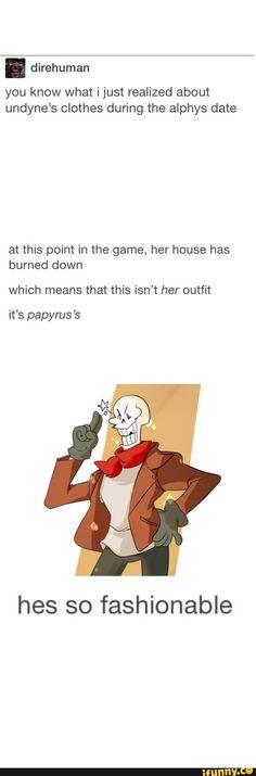 undertale, undyne, papyrus