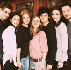 The White Queen cast