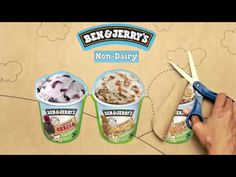 Ben & Jerry's Non-Dairy Pints
