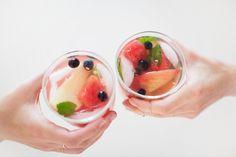 Mama Needs A Drink: Watermelon Mint Sangria