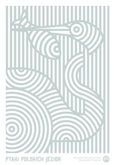 birds of the Polisch lakes  #bird #heron #design #poster #polish #naturelovers #hand #polish poster #ŁukaszKowalski #minimalposter #lineposter #line
